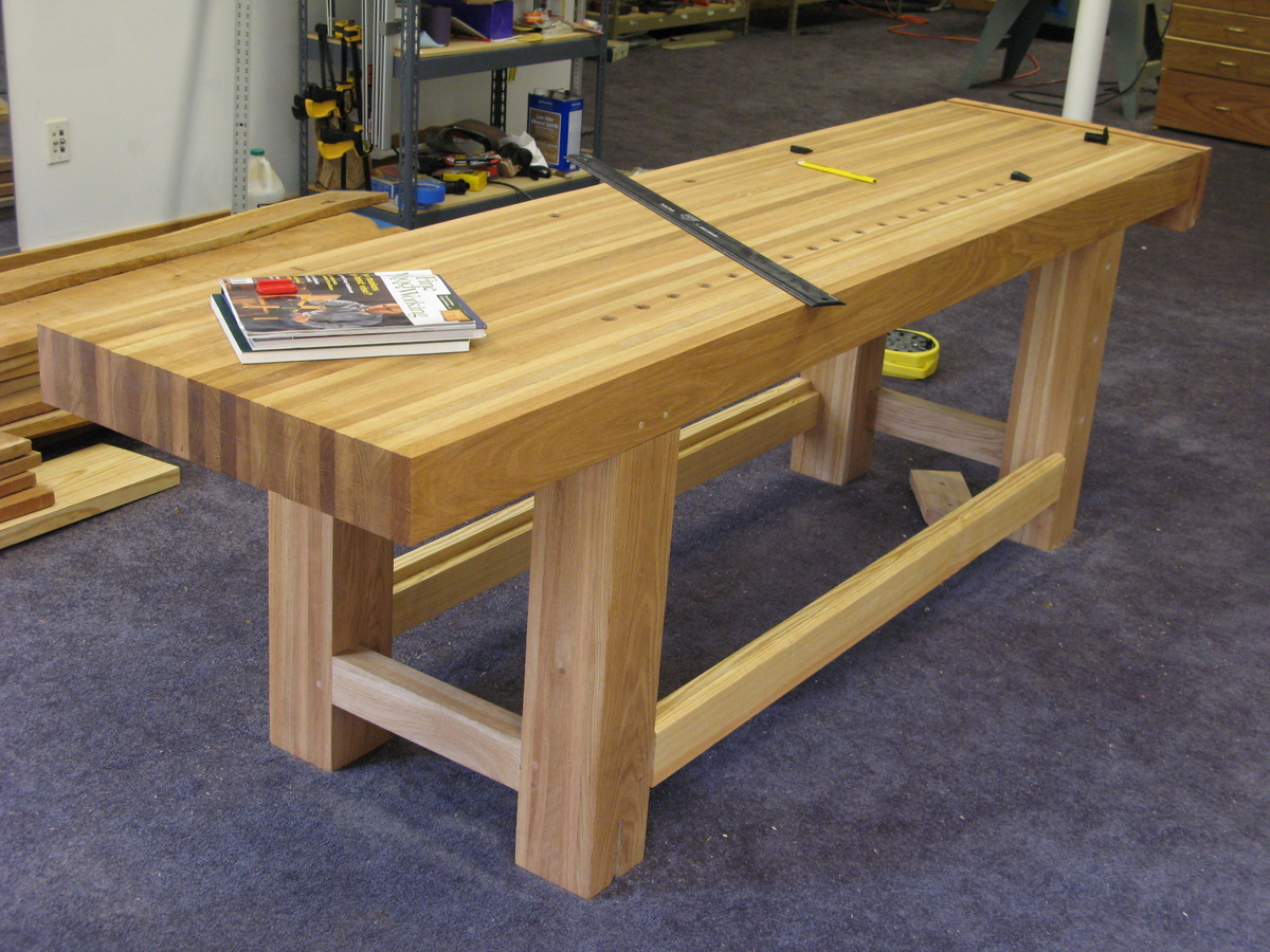 build wood workbench plans | Quick Woodworking Projects