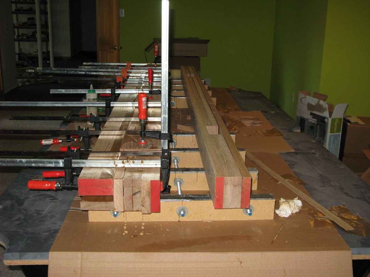 Woodworking Bench Part 2